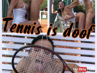 Tennis is stupid - tennis coach seduced!