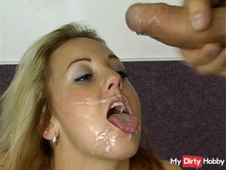 Dream woman inseminated by two cocks