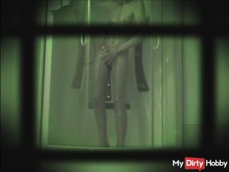 Secretly filmed in the shower! ONLY 1 DC!