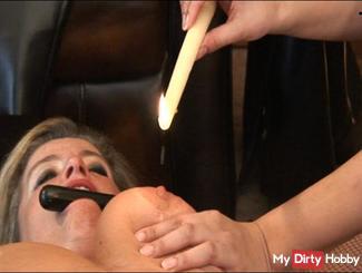 Cindy teaches slave mistress Sheila
