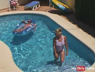Tenants in the pool GEILGEMACHT