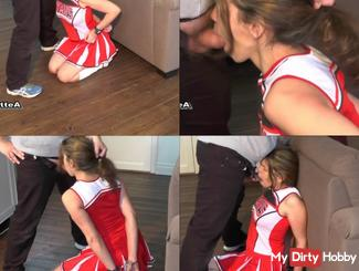 Cheerleader Blowjob (RS)