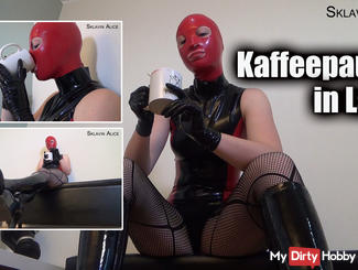 Coffee break in Latex