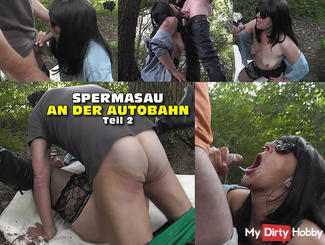 Cum slut for casual encounters at the highway - Part 2