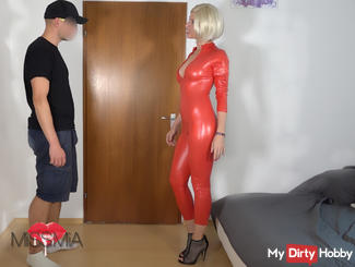 The LATEX-Assfucked GIFT!