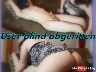 Ridden blind User