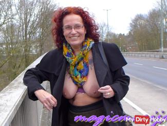 Horny along the road