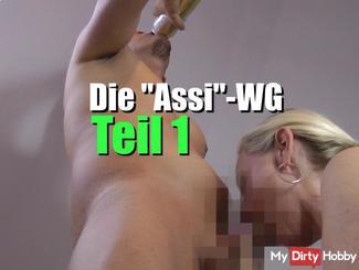 Die Asi-WG – pi** mich an (und stopf mein Maul)