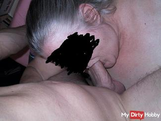 Blowjob without teeth - part 1