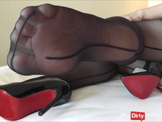 Luxury high heels for your Goddess