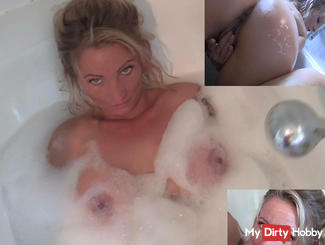 Creampie! abgefick Dreist friend v Man in bath