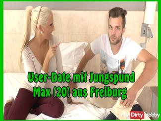 User-date with youngster Max (20) from Freiburg