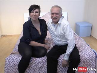 Userfick with Zungenkuss Karl !!
