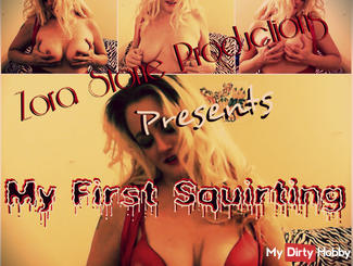 Blond First Squirting