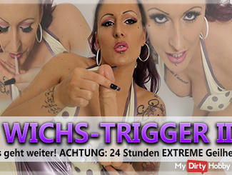 Jerk trigger II - Achrung: 24 hours extreme lust!