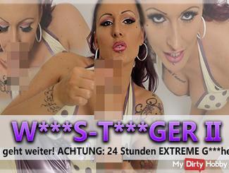 wi**s-Trigger II - Achrung: 24 Stunden extreme Geilheit!