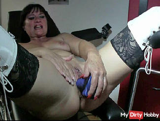 For a USER Fucked Me on the gyno chair