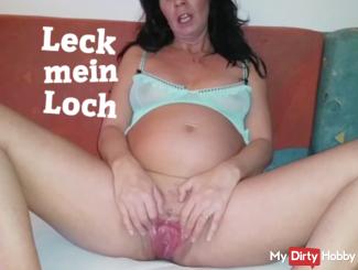 Lick my hole!