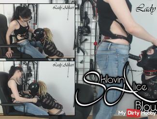 Slavegirl Alice - Blowjob