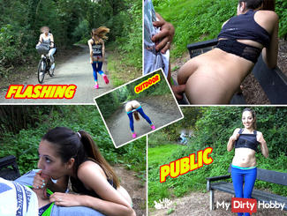 shock people out - Public Fickie Quickie