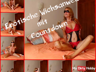 Erotic Wichsanweisung with countdown :)