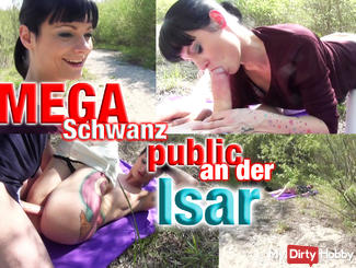 PUBLIC - Fucked on the Isar