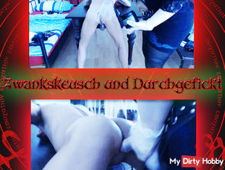 Forced Keusch and fucked