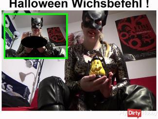 wi**sanleitung Halloween wi**sen wi**sbefehl