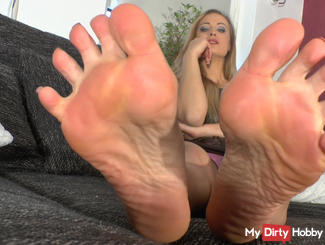Sexy feet for you