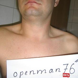 Sex  openman76