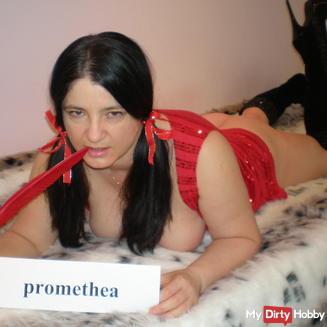 Sex Bennau Promethea