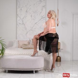 GrannyAlisa (59) live aus ***