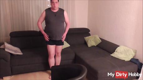 """J'ai publié un nouveau clip: """"MY DEAR DIRTY COCK"""""""