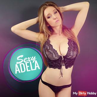 SexyAdela (32) live aus 34***