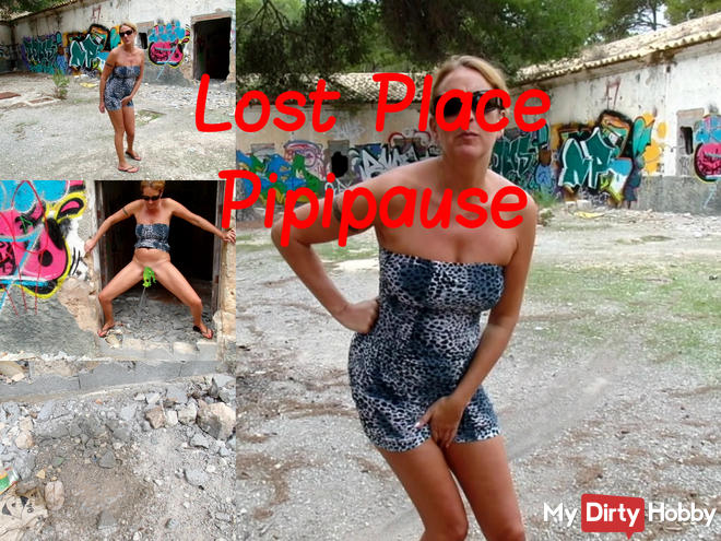 Lost Place: Pipipause