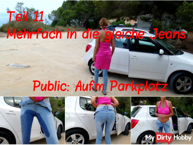 Part 11. Public: Aufm Parking place