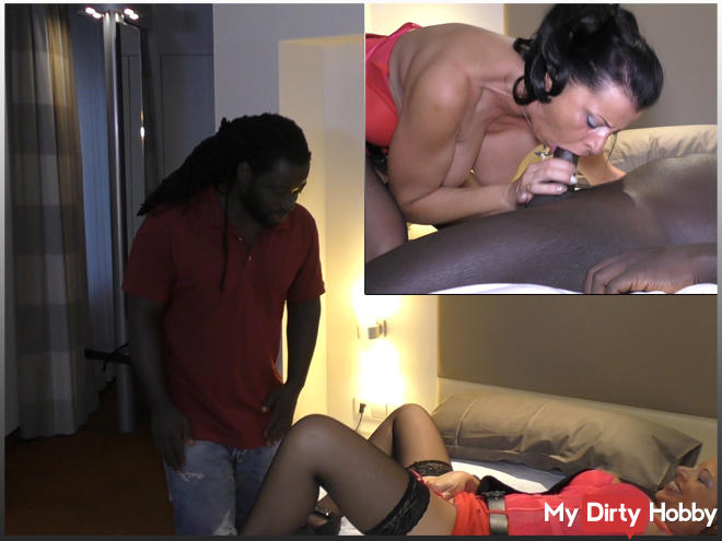 Visit from the Black_Boy with Big Cock ....
