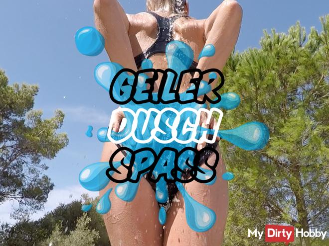 Sexy Fun Under Shower