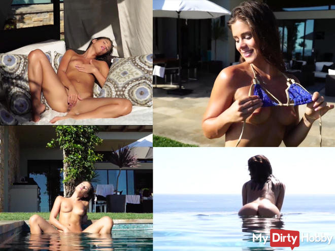 My first video sensual vacation !!!!