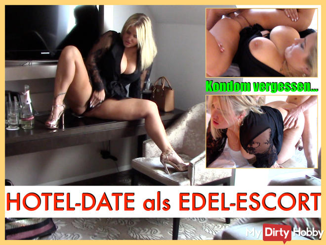 ¡HOTEL-DATE como EDEL-ESCORT!