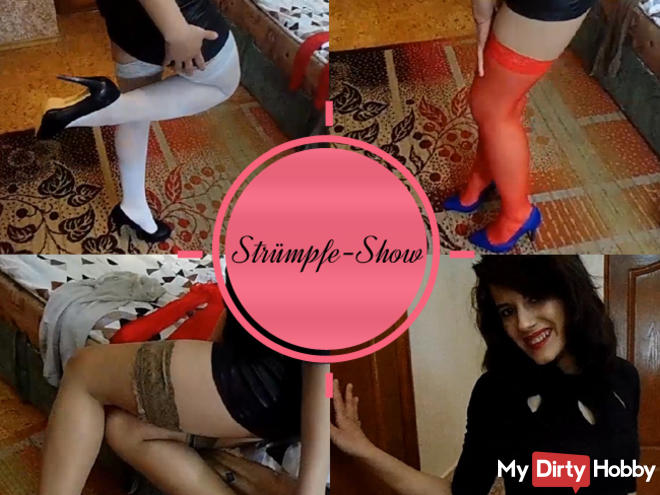Stockings-Show