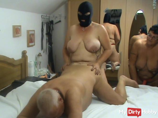 2nd Date with BIF - I fuck the slave in the ass