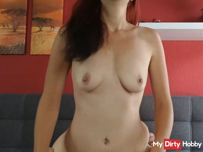 Mein 1. Creampie - Video