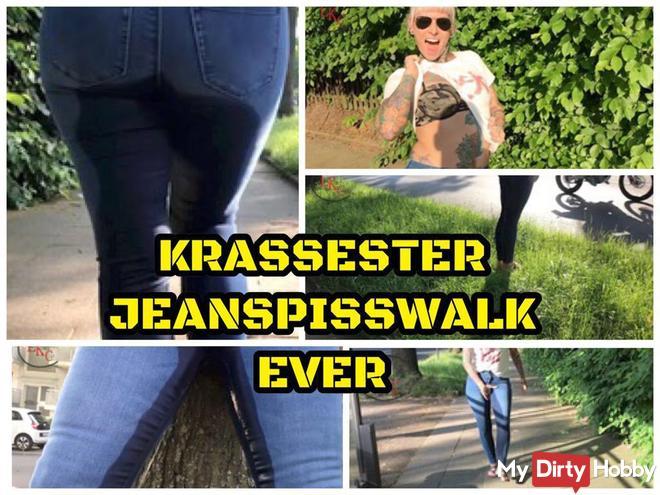 Crassest Jean Pisswalk ever