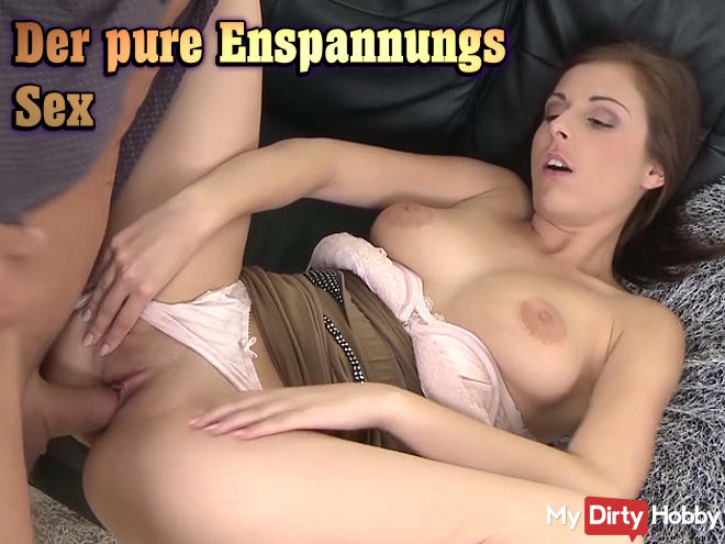The pure relaxation sex