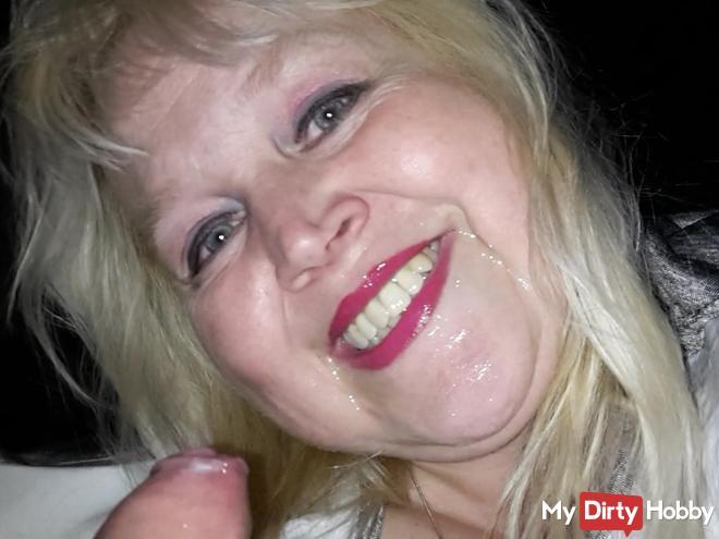 Busty grandma huge squirt