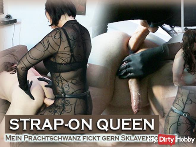Opinion obvious. strap on queen consider