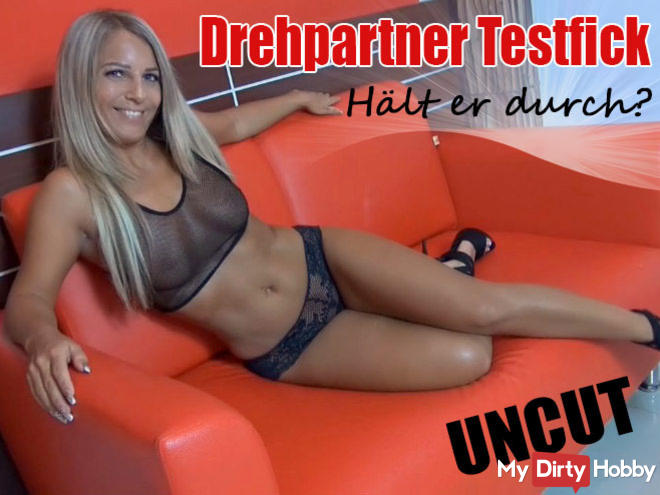 Drehpartner Testfick - Does he pass? (Uncut)