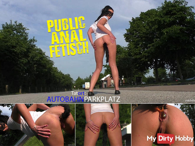 PUBLIC ANAL on Highway
