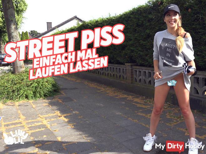 Street Piss